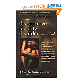 essay on dissociative identity disorder