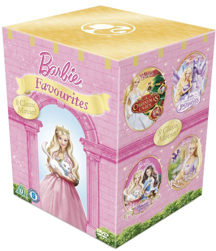 Barbie Favourites [DVD] [2008]