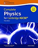 Complete Physics for Cambridge IGCSE ® Student book (Third edition) (Complete Science Igcse)