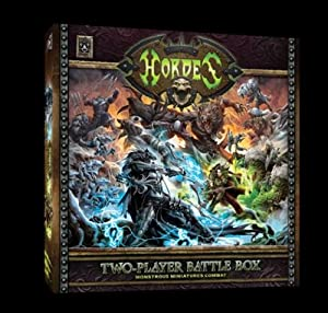 Hordes Two-Player Battle Box PIP70001