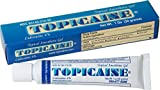 TOPICAINE 4%- Lidocaine Gel (30 grams) Anesthetic Skin Numbing Cream Numb Tattoo Laser Piercing Waxing FAST SHIPPING