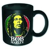 Tazza Bob Marley Logo Face
