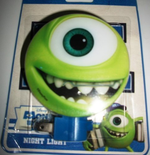 Monster University Night Light (Mike Wazowski) - 1