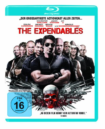 The Expendables [Blu-ray]