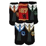 Harry Potter Hogwarts School Uniforms Quidditch Ankle Socks