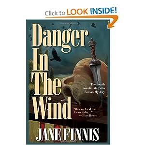 Download e-book Danger in the Wind: An Aurelia Marcella Roman Mystery (Aurelia Marcella Roman Series)