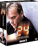 24 -TWENTY FOUR- シーズン3 (SEASONSコンパクト・ボックス) [DVD] / キーファー・サザーランド, エリシャ・カスバート, デニス・ヘイスバート (出演)