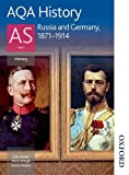 img - for AQA History AS: Unit 1 - Russia and Germany, 1871-1914 book / textbook / text book