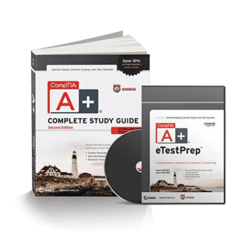 CompTIA A+ Total Test Prep: A Comprehensive Approach to the CompTIA A+ Certification