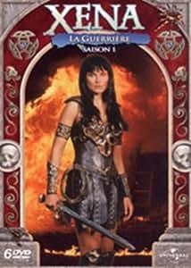 Xena, la guerrière: L'intégrale de la saison 1 - Coffret 6 DVD [Import belge]