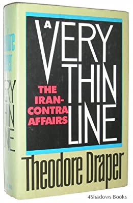 Very Thin Line: Iran-Contra Affairs