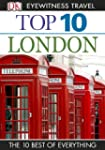Top 10 London (EYEWITNESS TOP 10 TRAV...