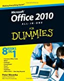 img - for Office 2010 All in One For Dummies by Weverka, Peter [For Dummies,2010] (Paperback) book / textbook / text book