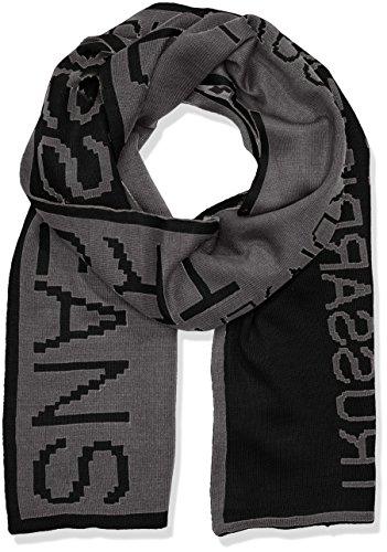 trussardi-jeans-sciarpa-uomo-19-black-grey-uni