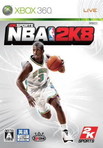 NBA 2K8 [Japan Import] - 1