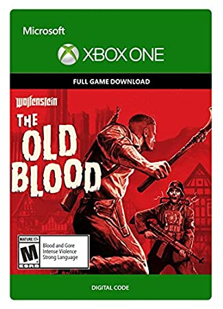 Wolfenstein The Old Blood - Xbox One [Digital Code]