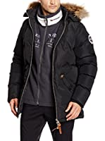 Geographical Norway Abrigo Doudoune (Negro)