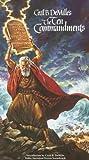 The Ten Commandments [VHS]