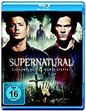 Supernatural - Staffel 4 [Alemania] [Blu-ray]