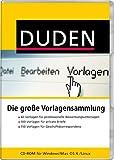 Software - Duden Die Gro�e Vorlagensammlung