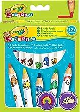 Comprar Crayola 3678 - Lápices Decorados Jumbo