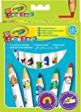Crayola 3678 - Lápices Decorados Jumbo