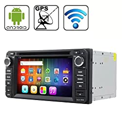 See Rungrace 6.2 inch Android 4.2 Multi-Touch Capacitive Screen In-Dash Car DVD Player for TOYOTA with WiFi / GPS / RDS / IPOD / Bluetooth Details