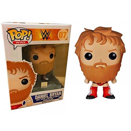 Funko - Figurine WWE - Daniel Bryan SummerSlam Exclu Pop 10cm - 0849803050191