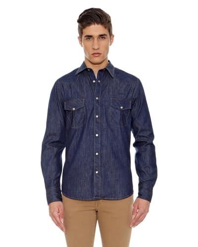 Liberto Camicia Texas Jeans [Rinsed]