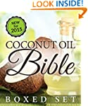 Coconut Oil Bible: (Boxed Set): Benef...