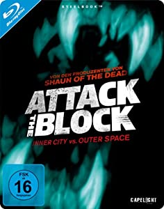 Attack the Block (Blu-ray) (Limited Steelbook Edition exklusiv bei Amazon.de) [Limited Edition]