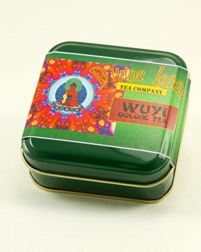 Divine Lotus Wuyi Oolong Tea