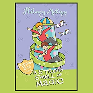 A Strong Smell of Magic Audiobook