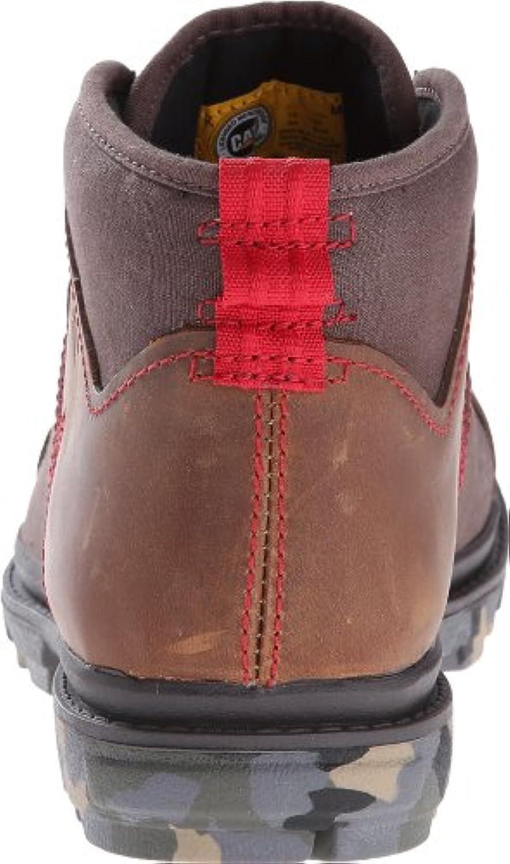 Caterpillar Men's Runyan Mid Chukka Boot,Brown,10.5 M US