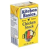 Kitchen Basics Chicken Stock, Gluten Free, 8-ounces (Pack of15)