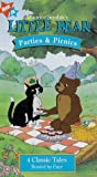 Little Bear - Parties & Picnics [VHS]