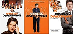 Arrested Development: The Complete Series (Seasons 1-3 Bundle)