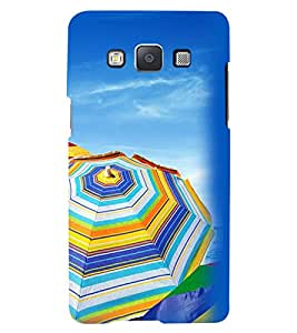 PrintVisa Travel Beach 3D Hard Polycarbonate Designer Back Case Cover for Samsung Galaxy A7