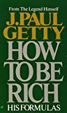 img - for How to Be Rich book / textbook / text book