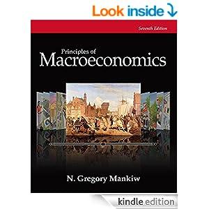 Amazon.com: Macroeconomics eBook: N. Gregory Mankiw ...