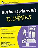 img - for Business Plans Kit For Dummies (UK Edition) by Steven D. Peterson (2009-07-17) book / textbook / text book
