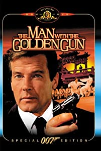 "The ninth James Bond movie is ""The Man With The Golden Gun"" with Roger Moore as Agent 007."