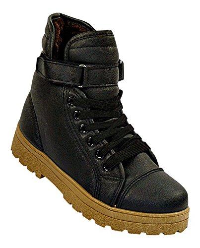 art.242/WINTERSTIEFEL DAMENSTIEFEL BOOTS STIEFEL WINTERSCHUHE SCHUHE NEU DAMEN, Schuhgröße:37