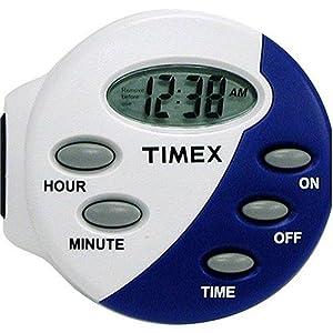 Amazon Com Timex Easy To Set Electronic Timer Kitchen