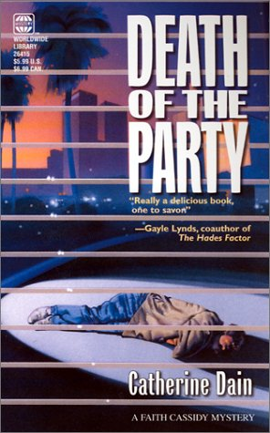 Image for Death Of The Party (Worldwide Library Mysteries)