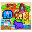 SHURE CHUNKY WORLD WILDLIFE PUZZLE