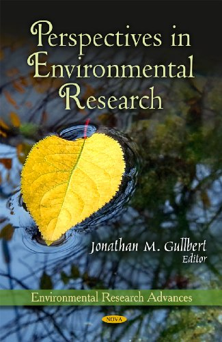 Perspectives in Environmental Research (Environmental Science, Engineering and Technology)