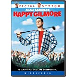 Happy Gilmore (Widescreen Special Edition) ~ Adam Sandler