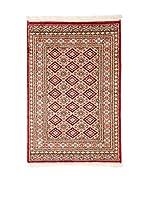 RugSense Alfombra Kashmir Rojo/Multicolor 118 x 76 cm