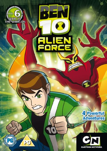 Ben 10 - Alien Force Vol.6 [DVD]